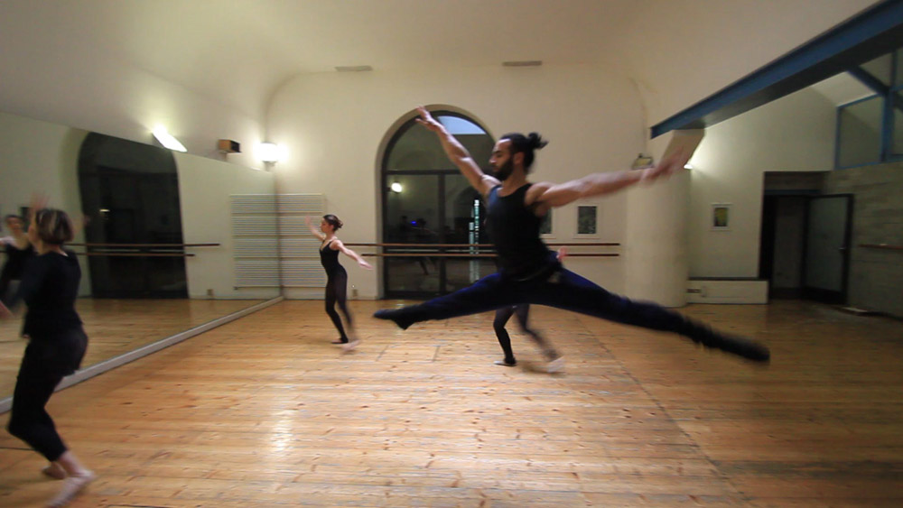 The Florence Dance Company Presents Not-Two Is Peace 2013