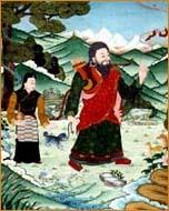 the Crazy Wise master Drukpa Kunley