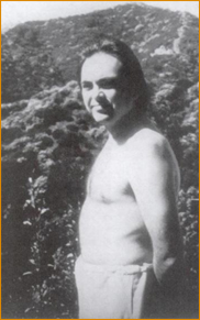 Avatar Adi Da Samraj after His Re-Awakening in September, 1970