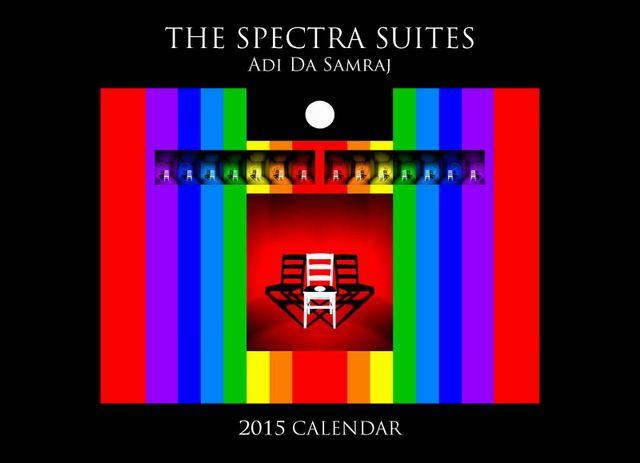 The Spectra Suites Adi Da Samraj RARE Book in Good Condition Hardcover 2007