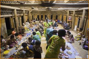 Ciqomi meeting hall